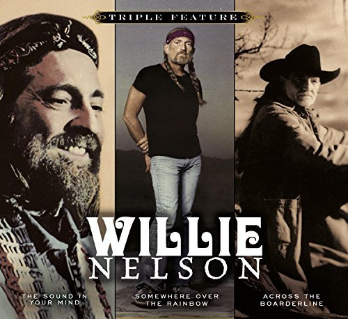 Willie Nelson Triple Feature Softpack 3 CD