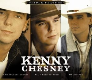 Kenny Chesney Triple Feature Softpack 3 CD