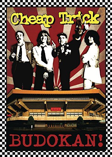 Cheap Trick Budokan! (30th Anniversary) Collector's Ed. 3 CD 1 DVD Incl. Book