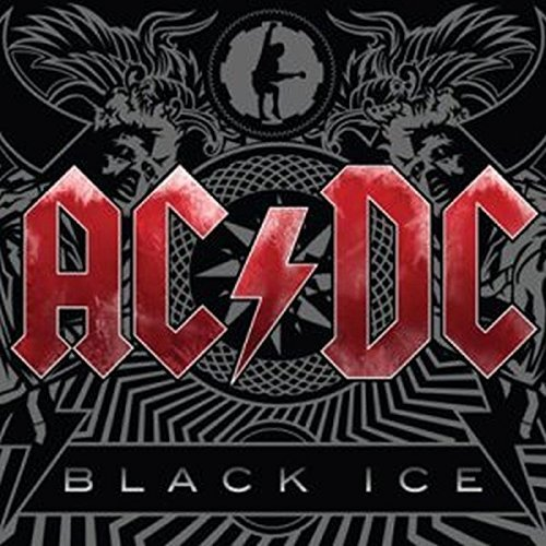 Ac Dc Black Ice 2 Lp Set