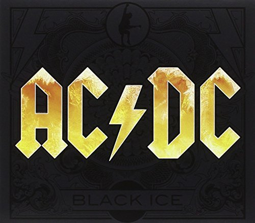Ac Dc Black Ice (limited Edition Yellow Cover)