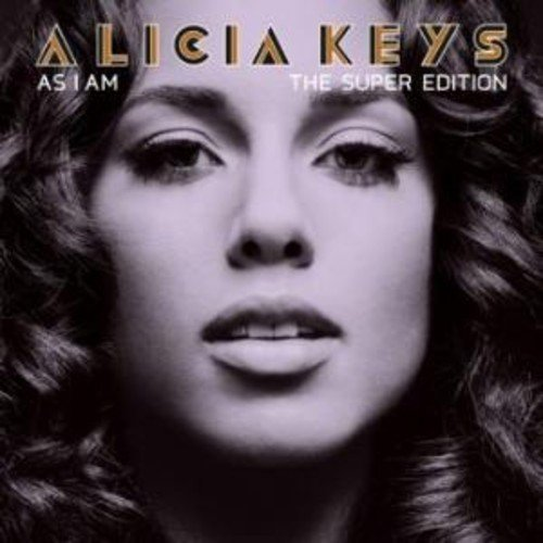 Alicia Keys As I Am Super Edition Import Eu Incl. Bonus DVD