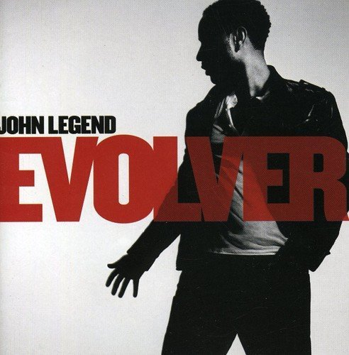 John Legend Evolver Import Gbr Incl. Bonus Tracks