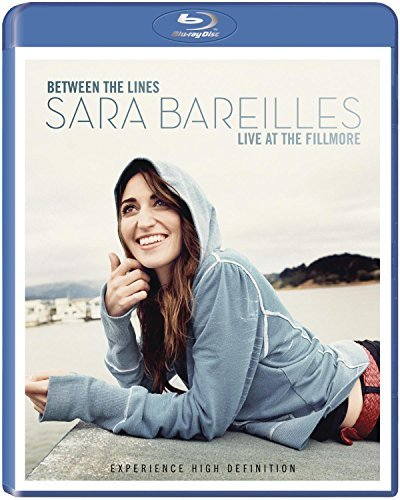 Sara Bareilles Between The Lines Sara Bareil Blu Ray