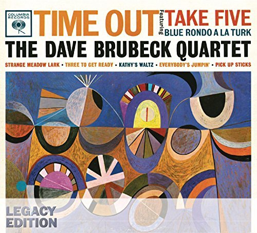 Dave Brubeck Time Out 50th Anniversary Legacy Ed. 2 CD Incl. DVD