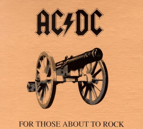 Ac Dc For Those About To Rock Fanpac Import Eu Import Eu
