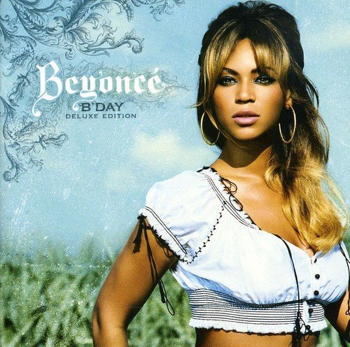 Beyoncé B'day Deluxe Edition Import Eu