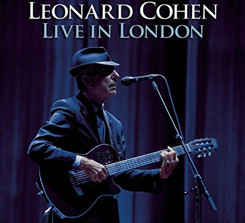 Leonard Cohen Live In London 2 CD Set