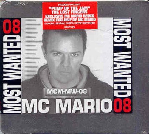 Mc Mario Most Wanted 2008 Import Can