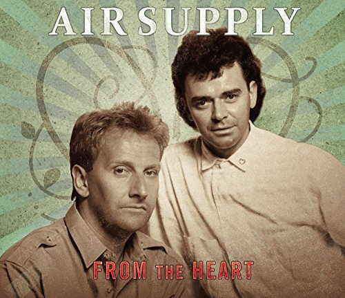 Air Supply From The Heart Dbs Packaging From The Heart