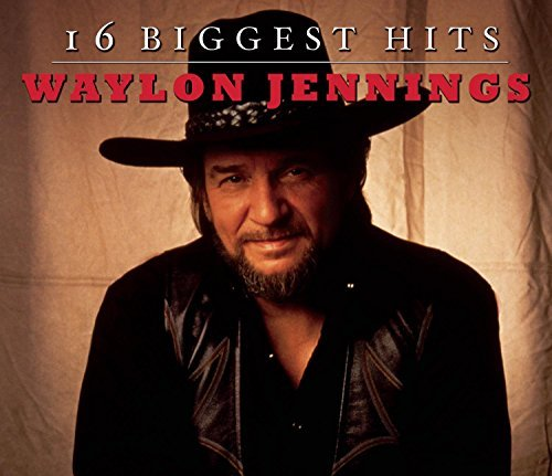 Jennings Waylon 16 Biggest Hits Dbs Packaging