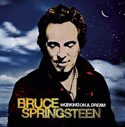 Bruce Springsteen Working On A Dream 180gm Vinyl 2 Lp Set Incl. Download Insert