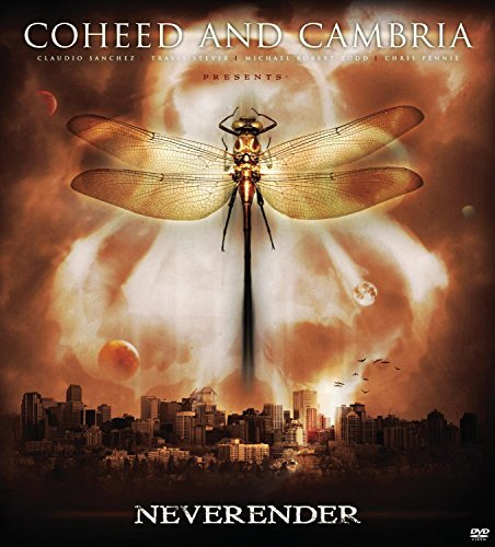 Coheed And Cambria Neverender Explicit Version 2 DVD