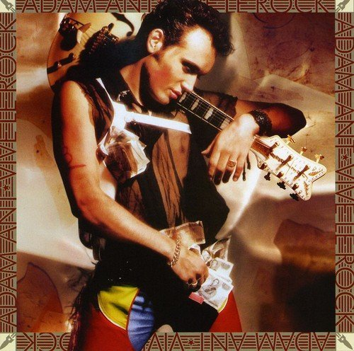 Adam Ant Vive Le Rock Import Gbr