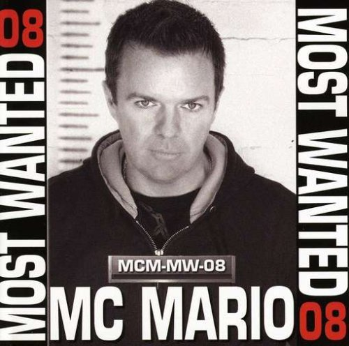 Mc Mario Most Wanted 2008 Import Can Lmtd Ed.