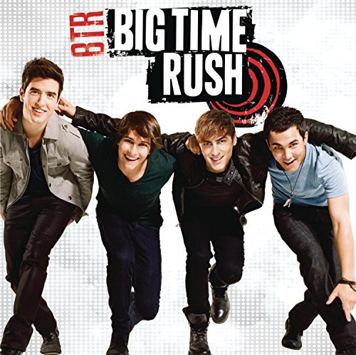 Big Time Rush B.T.R. B.T.R.