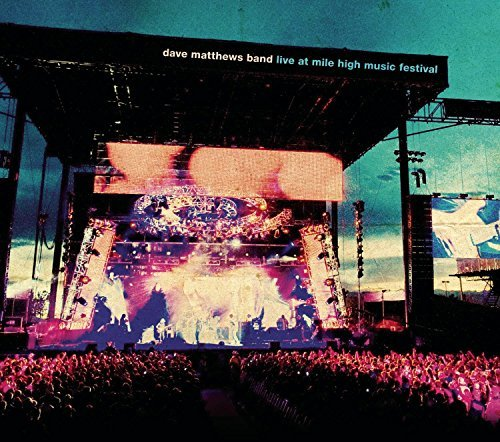 Dave Matthews Band Live At Mile High Music Festiv 3 CD