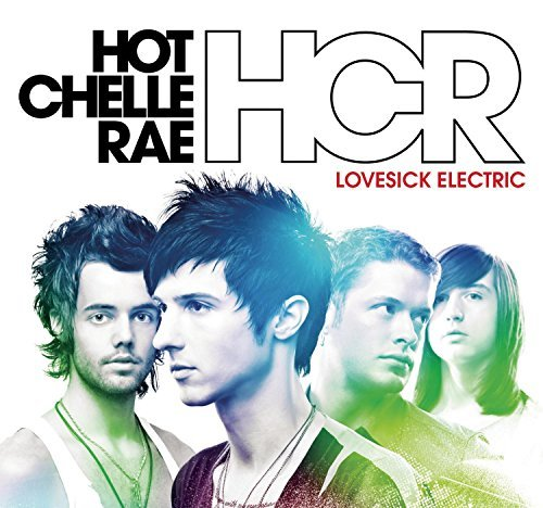 Hot Chelle Rae Lovesick Electric