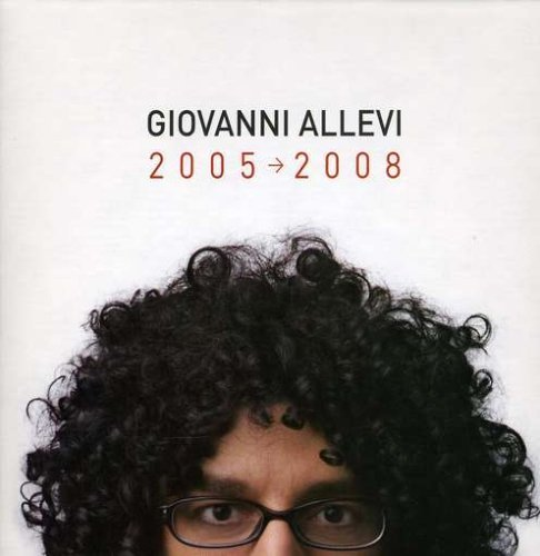 Giovanni Allevi Best Of 2005 2008 Import Eu 3 CD