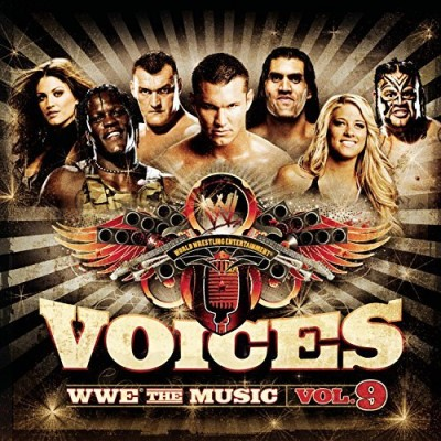 Wwe Vol. 9 Wwe The Music Digipak