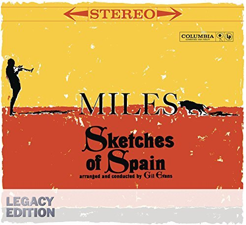 Miles Davis Sketches Of Spain 50th Anniver Enhanced CD Legacy Ed. 2 CD Set