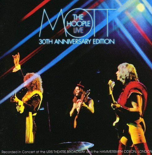 Mott The Hoople Live 30th Anniversary Edition Import Eu 2 CD