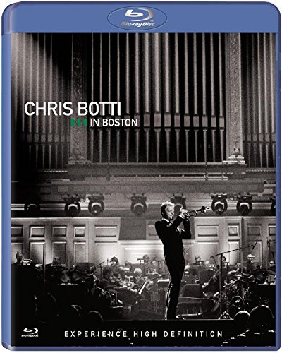 Chris Botti Chris Botti In Boston Blu Ray