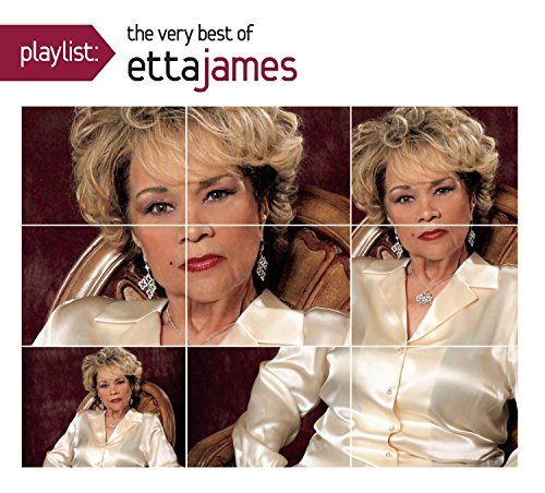 Etta James Playlist The Very Best Of Ett Digipak