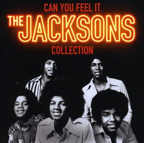 Jacksons Can You Feel It The Collection Import Gbr