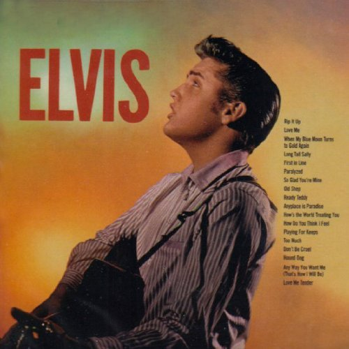 Presley Elvis Elvis Remastered Incl. 6 Bonus Tracks