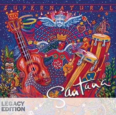 Santana Supernatural (legacy Edition) 2 CD