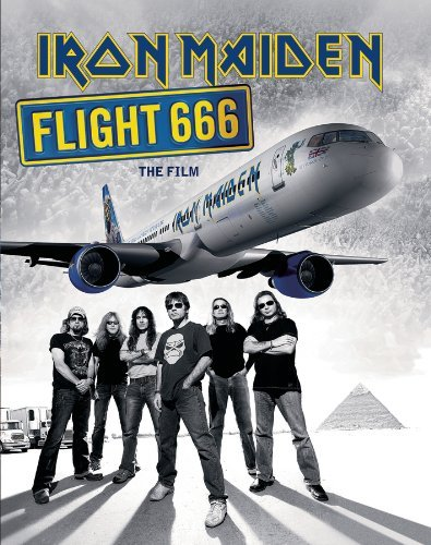 Iron Maiden Flight 666 The Film Explicit Blu Ray Flight 666 The Film
