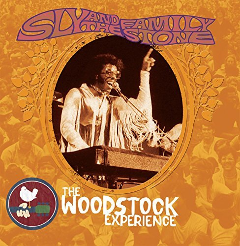 Sly & The Family Stone Woodstock Experience 2 CD Set