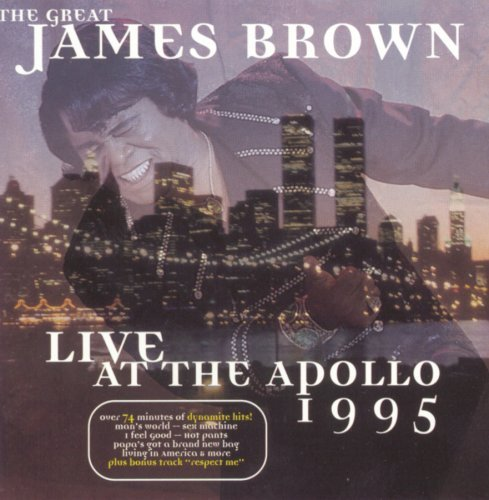 Brown James Live At The Apollo 1995