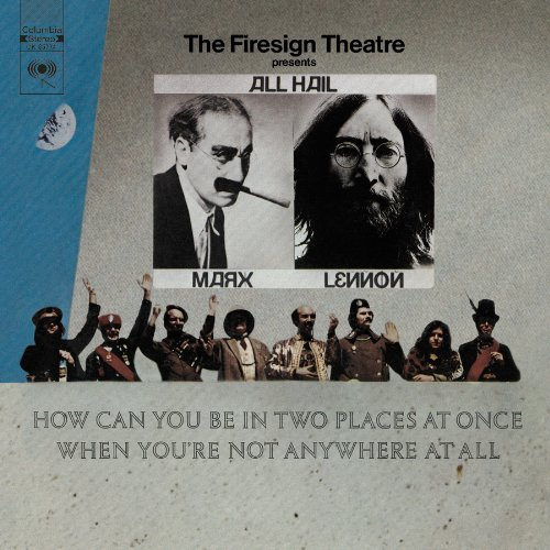 Firesign Theatre How Can You Be In Two Places A