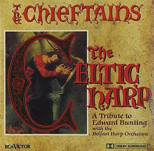 Chieftains Celtic Harp