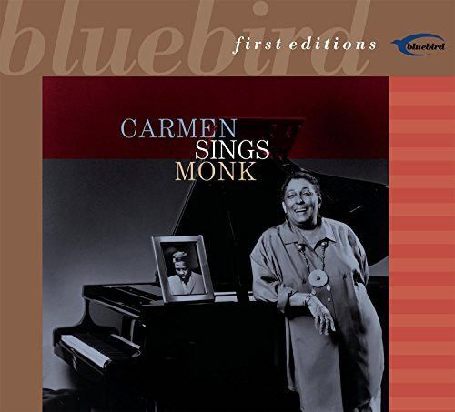 Carmen Mcrae Carmen Sings Monk First Editions