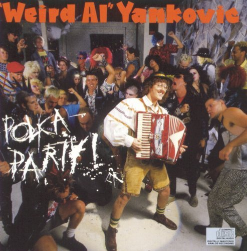 'weird Al' Yankovic Polka Party