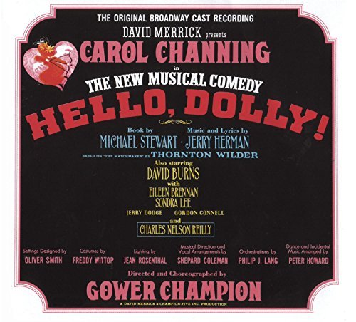 Broadway Cast Hello Dolly! (1964)