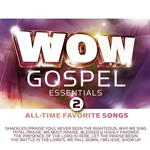 Wow Gospel Essentials All Tim Vol. 2 Wow Gospel Essentials