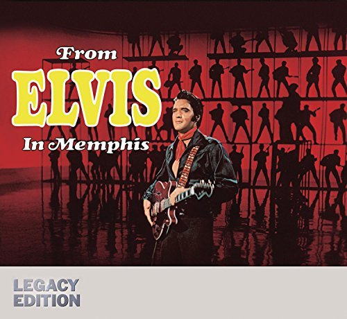 Elvis Presley From Elvis In Memphis Legacy Ed. 2 CD Set