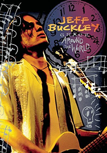Jeff Buckley Grace Around The World Deluxe Ed Lmtd Ed. Incl. 2 DVD