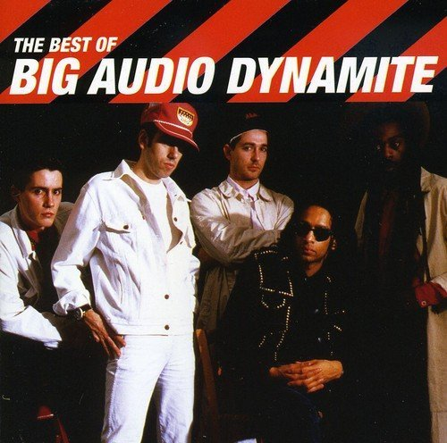 Big Audio Dynamite Best Of Big Audio Dynamite Import Gbr