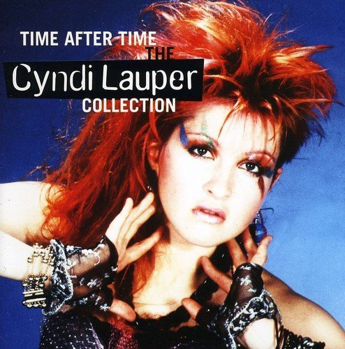 Cyndi Lauper Time After Time The Best Of Import Gbr