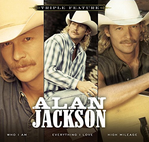 Alan Jackson Triple Feature