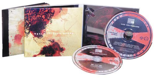 Slayer World Painted Blood Explicit Version Deluxe Ed. Incl. DVD