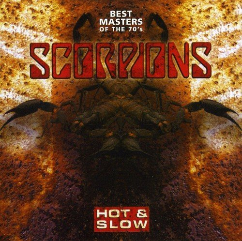 Scorpions Hot & Slow Best Masters Of The Import Can