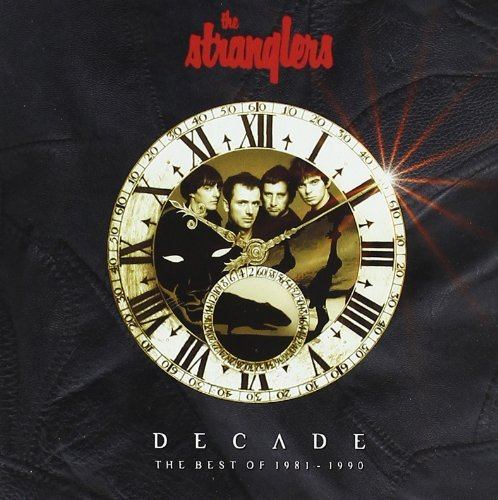 Stranglers Decade The Best Of 1981 91 Import Gbr