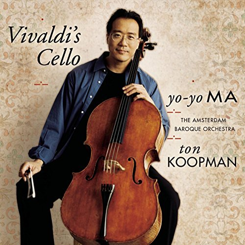 Yo Yo Ma Vivaldi's Cello Remastered
