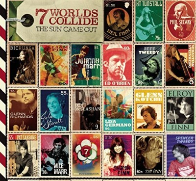 7 Worlds Collide Sun Came Out 2 CD Set